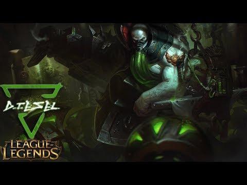Urgot első látásra! | League Of Legends | Diesel