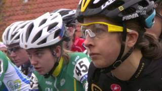 Cyclocross / Veldrijden - BPost Bank Trophy 2015/16 Round 3 - Hamme - Women