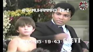 Как пацан ''избил'' Мухаммеда Али на телешоу