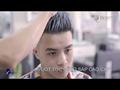 Những kiểu tóc nam đẹp nhất #9