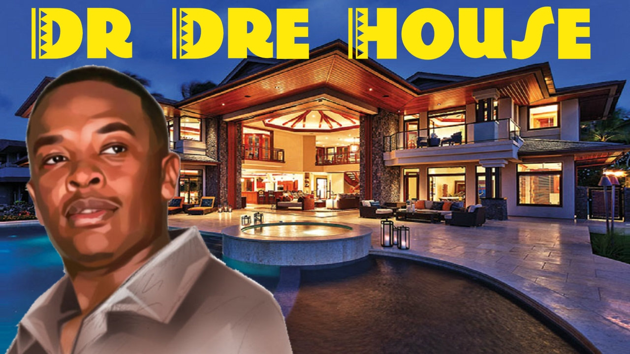 dr dre house dr dre net worth 830 million youtube. Black Bedroom Furniture Sets. Home Design Ideas