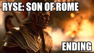 Ryse: Son Of Rome - Jefe Final - Gameplay audio Español + Ending.