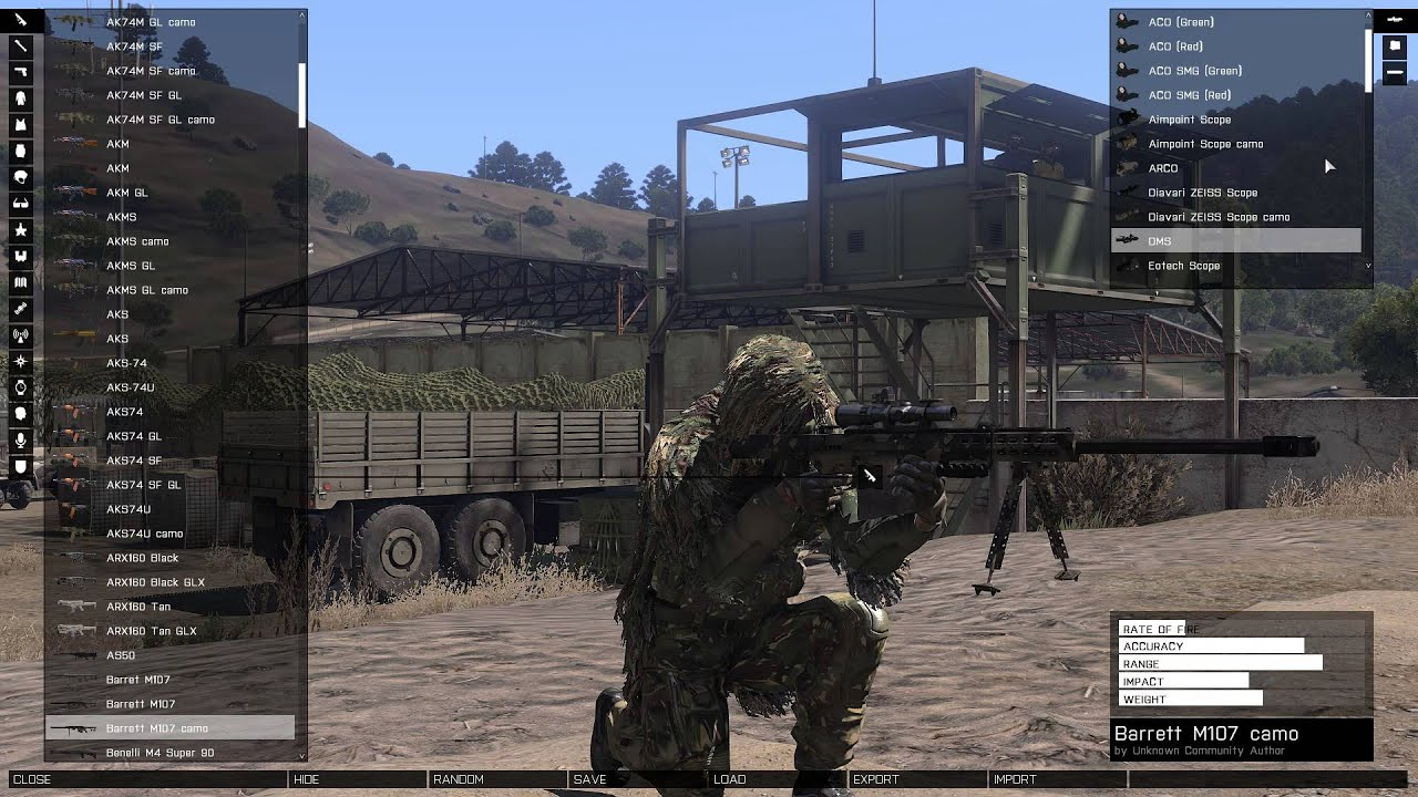 Arma 3 Reserved Slots
