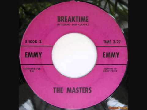 The Masters - Breaktime (1961)