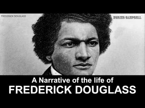 A Narrative Of The Life Of Frederick Douglass - Audiobook by Frederick Douglass