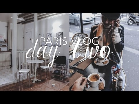 Paris Vlog: Day Two (Parisian Apartment Tour, Notre Dame Pigeons Attack & French Coffee)