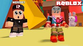 Görünmezlik Özelliğini Kullandım!! Saklambaç - Panda ile Roblox Hide VS Seek