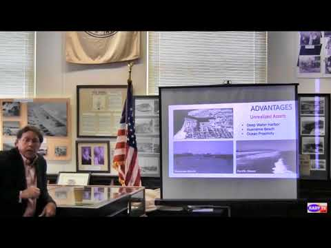 History of Redevelopment in Port Hueneme