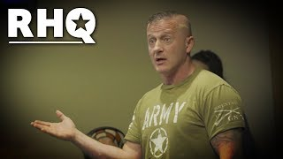 Richard Ojeda TIED In 50 POINT Trump District