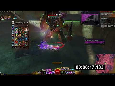 Gw2: [qT] Duo Lupi 28s Record [Restricted] | Mesmer PoV