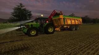 Repeat youtube video Arrache de pomme de terre et betterave farming simulator 2013