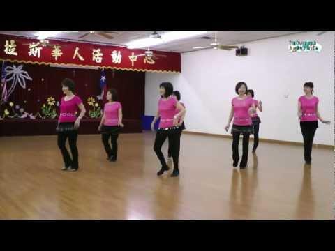 Dance Baby Dance - Line Dance (Dance & Teach) (By Alison & Peter)
