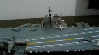 USS Saratoga - Kit Revell