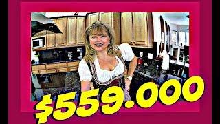 (1214) Америка. ДОМ В ДИБЕРИ $560K ШТАТ ФЛОРИДА Natalya Falcone