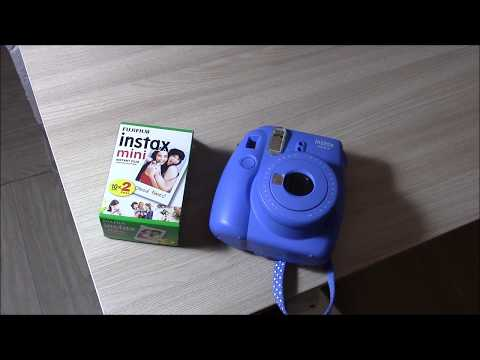 Вопрос: Как вставить кассету в Polaroid?