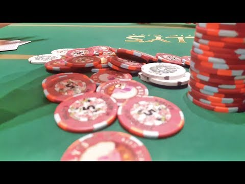 THE LOST POKER VLOG - WSOP POKER ROOM ATLANTIC CITY