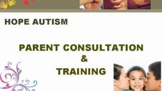 Hope Autism Services - Autism Treatment Info Slide