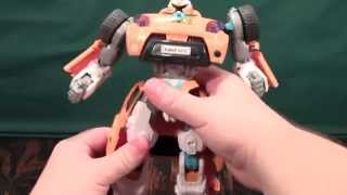 Tobot X Review (from Young Toys 또봇)