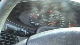 Jump starting the Chrysler