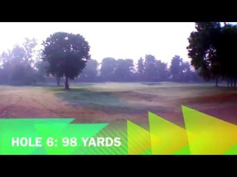 HGC Pitch & Putt: Hole No. 6 (98 Yards)