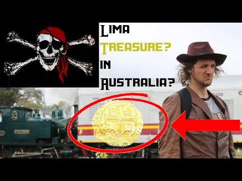 "Is there ""Pirate Treasure"", located in Australia? The treasure of ""Bloody Sword"" Ben Bonito"