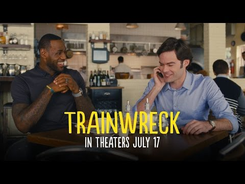 "Trainwreck - Clip: ""Cleveland"" (ft. Lebron James)"