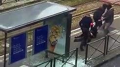 Amateurvideo von Festnahme in Schaerbeek: Polizei bringt Kind in Sicherheit