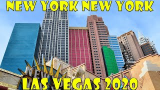 New York New York Hotel and Casino Walkthrough