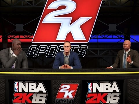 "NBA 2K16 | Funniest Commentary Vol.1 (Shaq, Kenny ""The Jet"" & Ernie Johnson)"