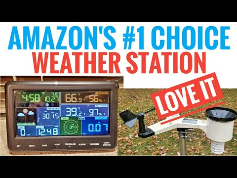 Ambient Weather Station WS-2902A Review After 2 Years Still LOVE IT
