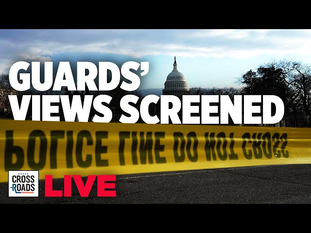 Live Q&A: National Guards in DC Screened for Political Views; Melania Calls for Peace | Crossroads