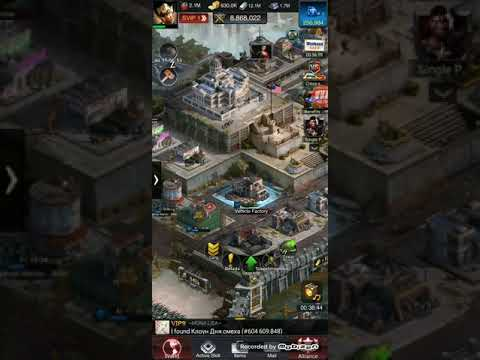 Last Empire War Z: Combat Troop Differences