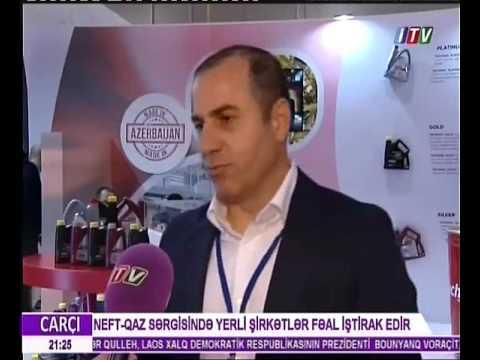 Caspian Oil & Gas Azerbaijan 2017 ITV  21:24