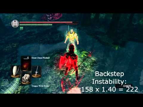 Dark Souls Science - Counter and Instability Damage