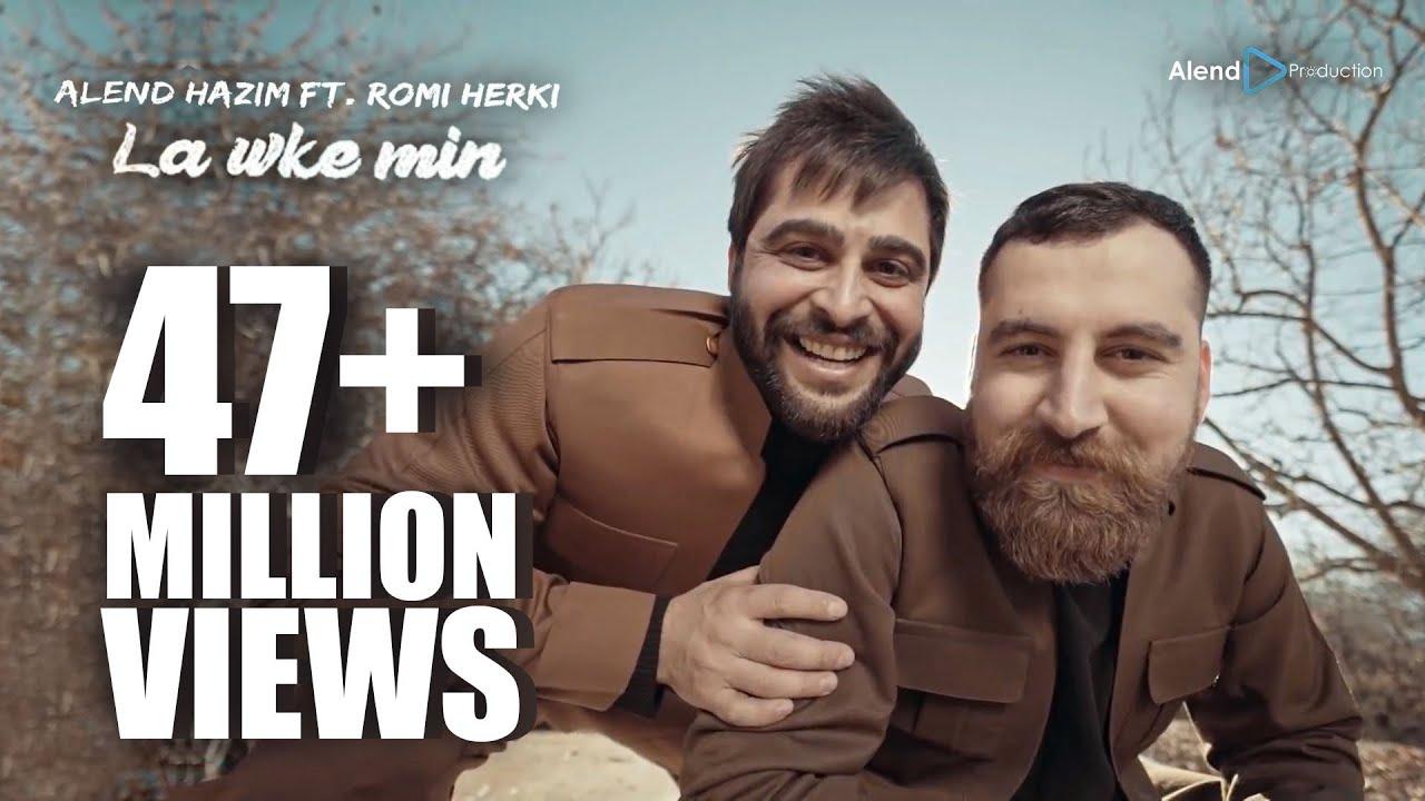 Download Alend Hazim ft. Romi Herki - Lawke Min   ئەلند حازم - رومی هەرکی - لاوکێ من