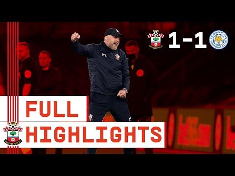 HIGHLIGHTS: Southampton 1-1 Leicester City | Premier League