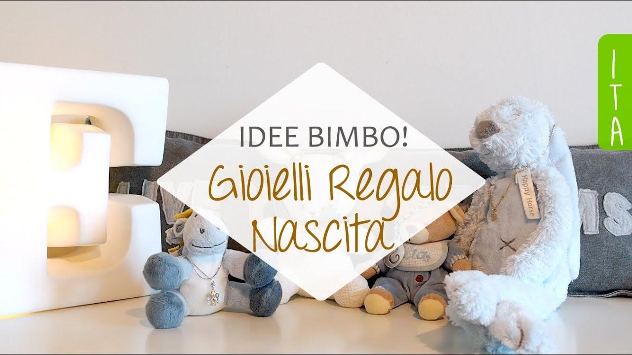 Idee bimbi gioielli regalo nascita ita youtube for Idee regalo design
