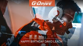 David Leach | G-Drive Racing