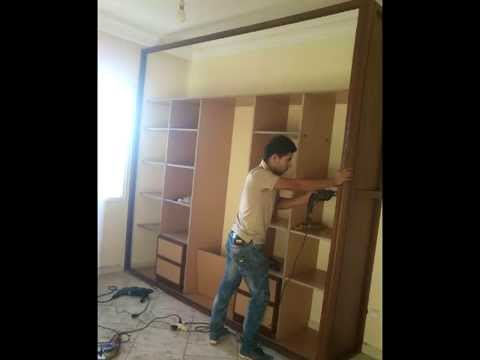 menuiserie aluminium et verre youtube. Black Bedroom Furniture Sets. Home Design Ideas