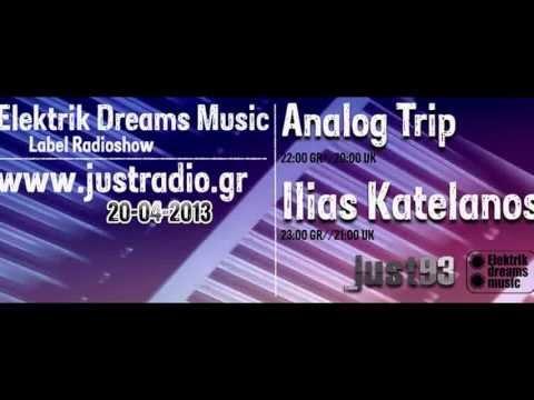 Analog Trip @ justradio.gr 20-4-2013 ▲ Deep House Electronic Music dj set free download