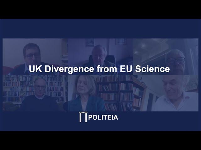 UK Divergence from EU Science | 28/01/21 | Webinar