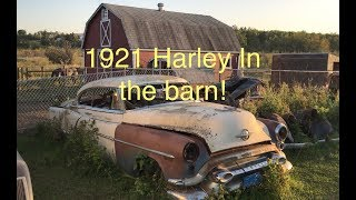Blue Grass Pickin' Harley's Hot Rods and Honky Tonk.