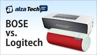 BOSE SoundLink Mini vs. Logitech UE BOOM - AlzaTech #46