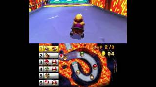 Mario Kart 7 - 150cc Tracks and Online Matchmaking - User video