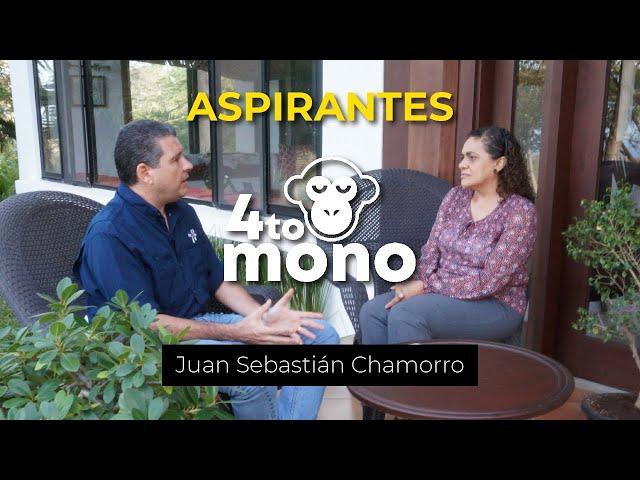 Aspirantes: Entrevista a Juan Sebastián Chamorro