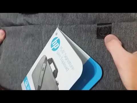 Сумка для ноутбука HP Signature 15.6'' Grey/Black (L6V68AA)