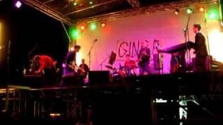 GINGA They Should Have Told Us live @ Popfest Wien 2011