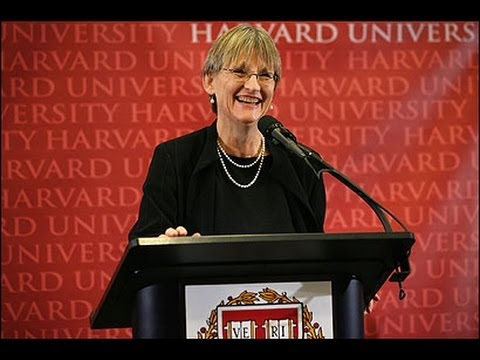 Full session: In Conversation with Drew Faust and Lawrence Summers