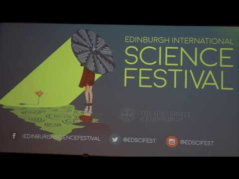 Searching for Dark Matter and Dark Energy (Edinburgh International Science Festival)