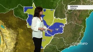 Previsão Centro-Oeste – MT permanece instável